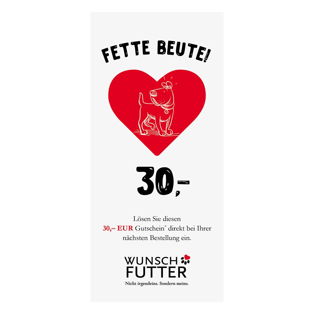 30€-Gutschein