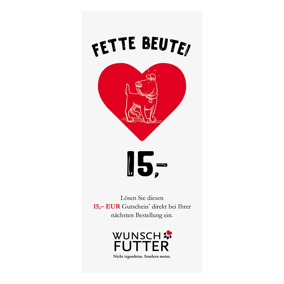 15€-Gutschein
