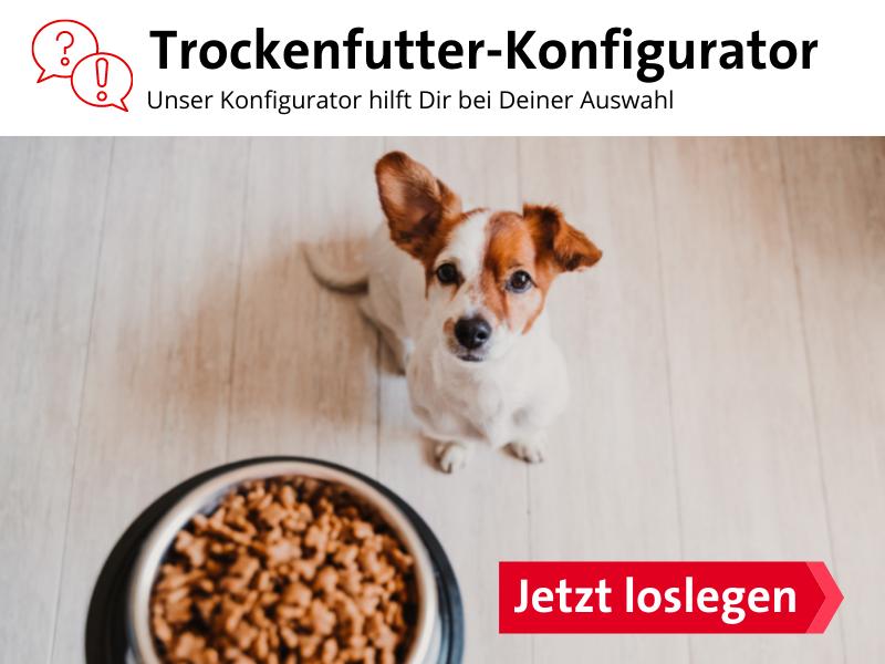 Trockenfutter-Konfigurator