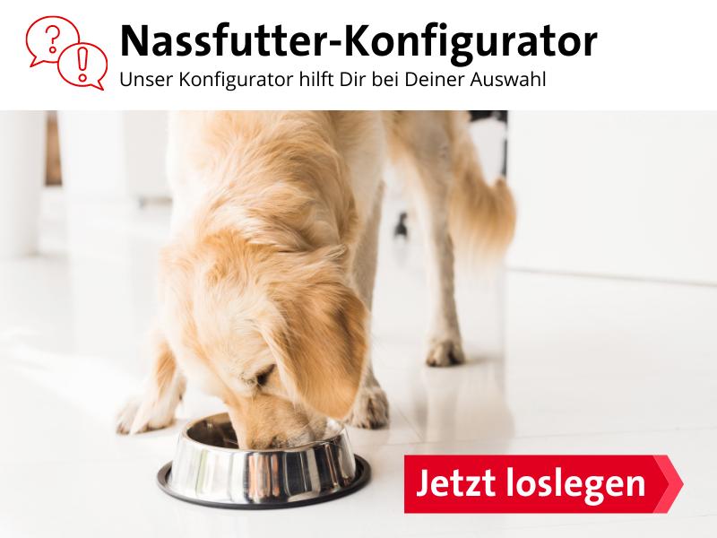 Nassfutter-Konfigurator
