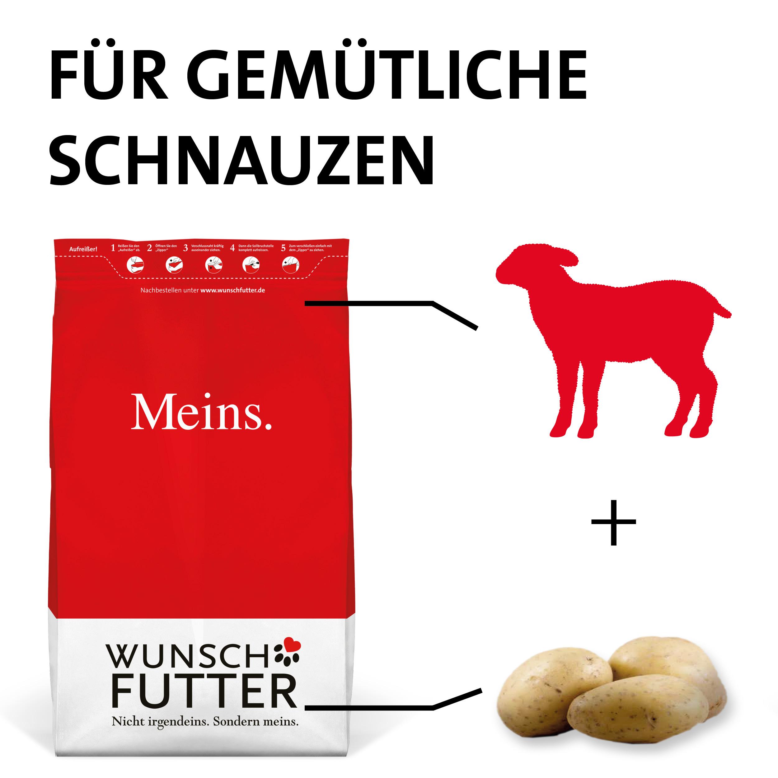 LAMM + KARTOFFEL GEMÜTLICH