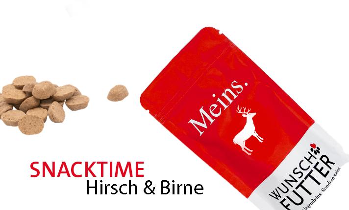 Hirsch & Birne (100g)